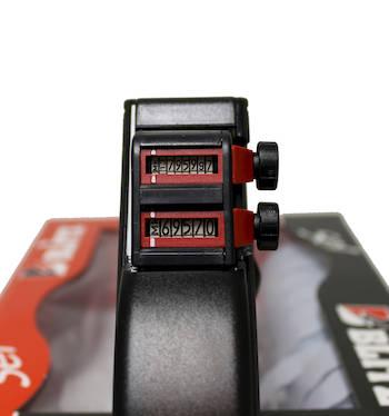 Blitz S14 on laadukas ja miellyttävä 2-rivinen hinnoittelukone ammattikäyttöön. 6 merkkiä alariville ja 8 merkkiä yläriville. Hintaetiketin koko 26x16mm.