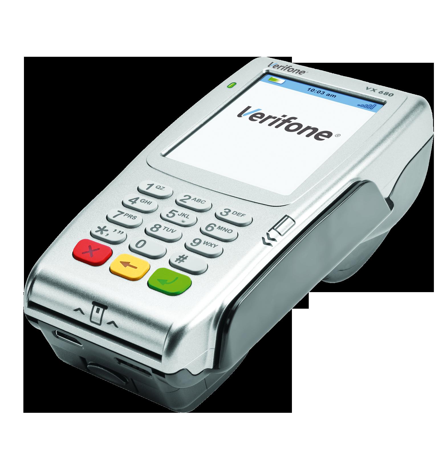 Maksupääte pöydälle tai mukaan. Verifone VX520 on täydellinen ratkaisu maksutapahtumien vastaanottamiseen! Maksupäätteessä on sekä LAN -että GPRS -yhteys. Maksupäätteen sisäänrakennettu NFC-lukija vastaanottaa etäluettavat maksukortit (lähimaksu-ominaisuus).