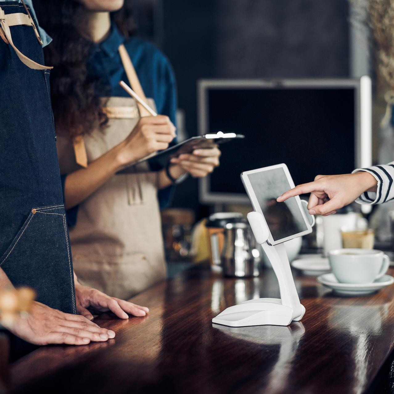 Nettiselaimessa toimiva kassa tietokoneelle tai tabletille. Integroitava maksupääte, verkkokauppa ja ajanvaraus.