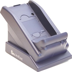 Maksupäätteen lataava pöytäteline, soveltuu päätteille Verifone VX-680 ja VX-670.