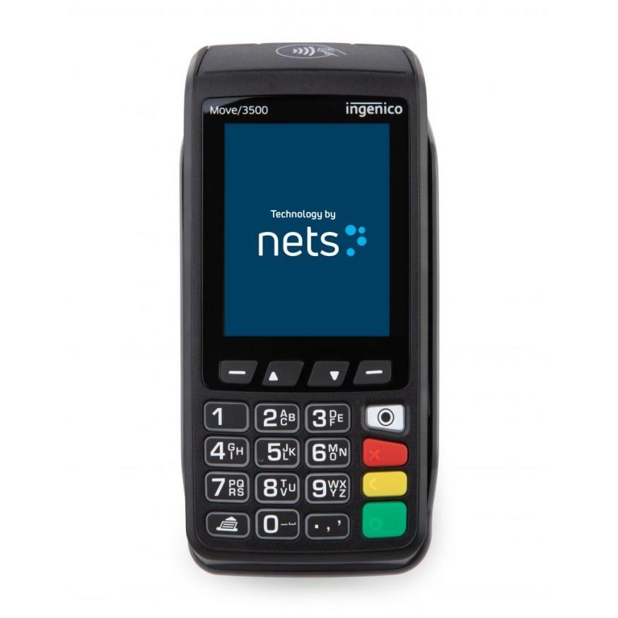 Move3500:n ansiosta myymäläsi pysyvät aina yhteydessä. Sitä voidaan käyttää 4G, Wifi ja Bluetooth -moodeissa ja jopa paritettuna yhteensopivaan tabletti- tai pilvipohjaiseen mobiilikassaan.